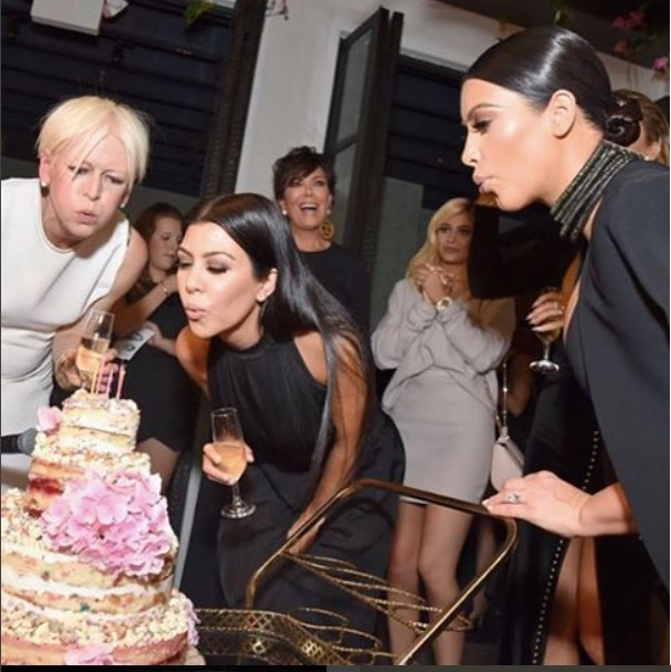 Partying & Selfies: See photos from Cosmopolitan's 50th Anniversary party in West Hollywood, California